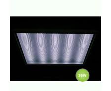 600x600条纹面板灯